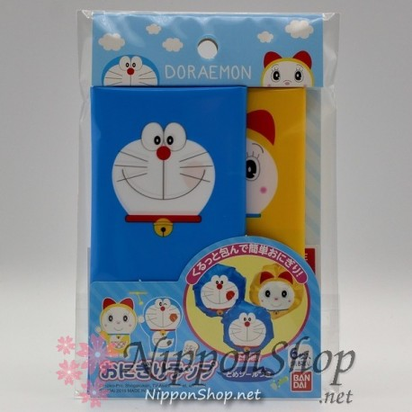 Onigiri Wrap - Doraemon