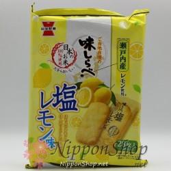 Ajishirabe - Shio Lemon