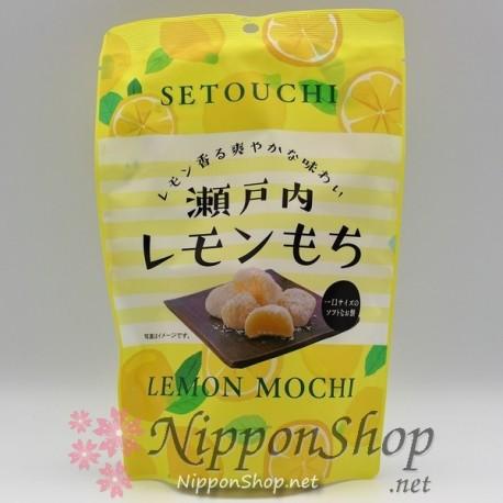 Setouchi Lemon Mochi