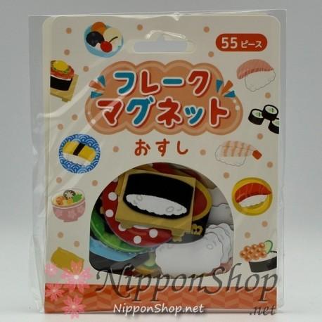 Flake Magnet -Sushi