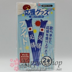 Inflatable cheering sticks - JAPAN