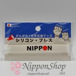 Silicone bracelet - NIPPON