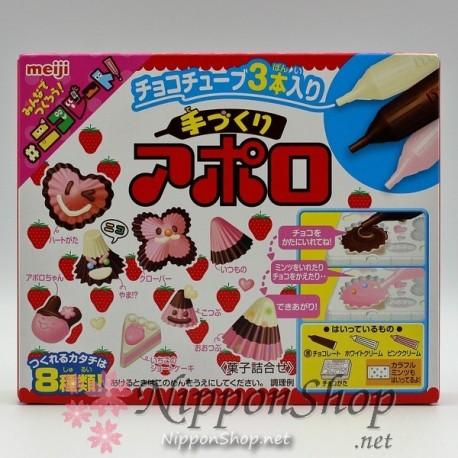meiji DIY - Apollo Chocolate