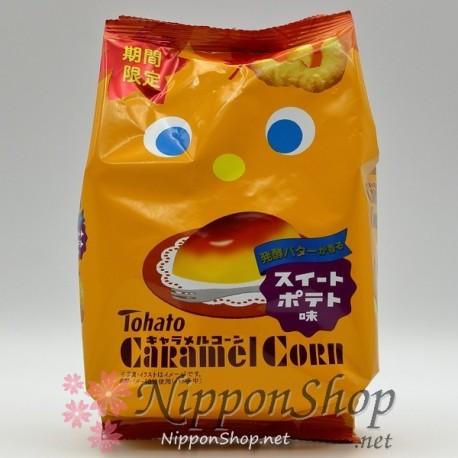 Caramel Corn - Sweetpotato
