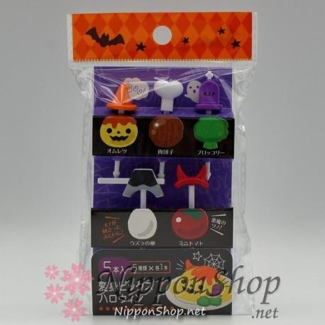 Bento Picks - Halloween