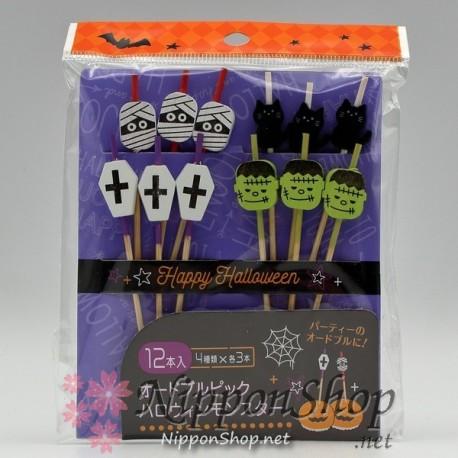 Bento Picks - Happy Halloween