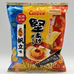 Calbee Kataage Potato Chips - Hotate