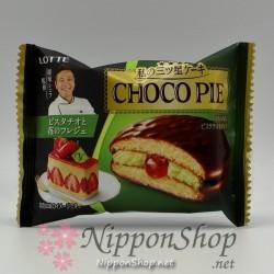 Choco Pie Premium - Pistachio & Strawberry Fraisier