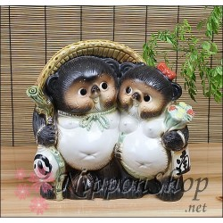 Tanuki couple