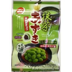 Matcha Choco Azuki-Beans